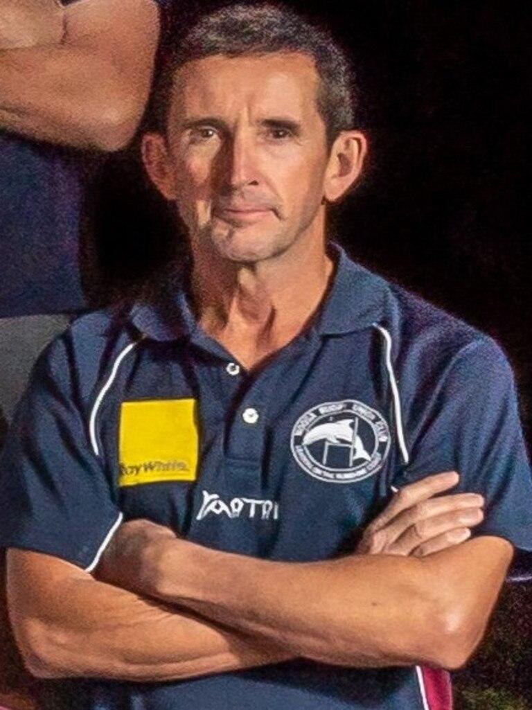 Noosa coach Mick Phelan