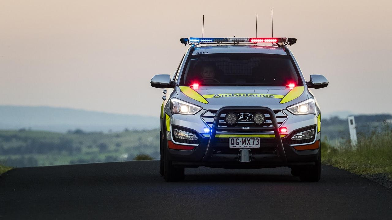 A Queensland Ambulance Service spokesman said the boy injured in the crash off Thornes Rd at 6pm.