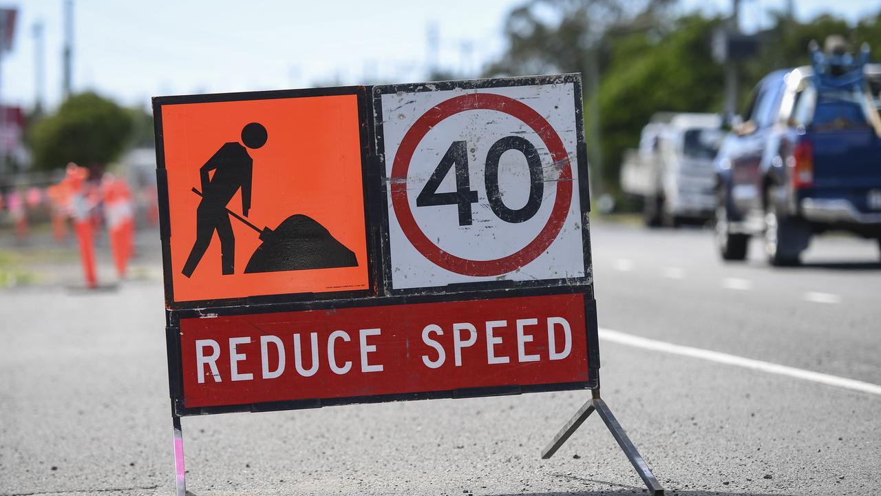 Roadworks at the Bruce Highway near Macquarie Creek start Thursday October 22.