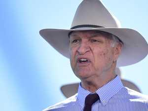 Katter accused of bullying while on state election hustings