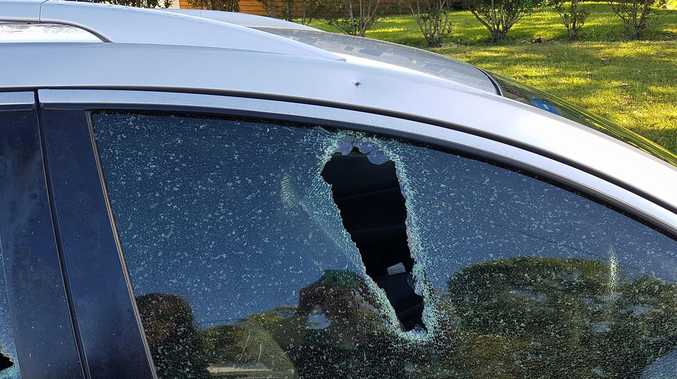 BREAKING: Second elderly man hurt after vandal damages car