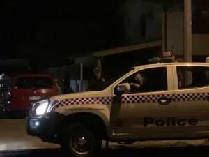 More police arrive at Andergrove crime scene