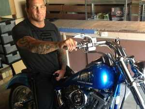 Bikie Shane Bowden to be farewelled in private