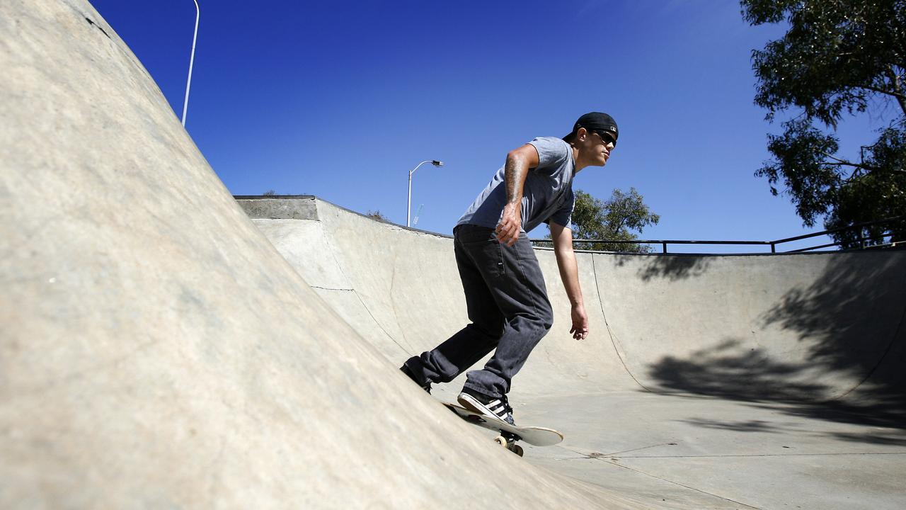 The long-awaited Cooloola Cove skate park is expected to be underway from November. File photo.