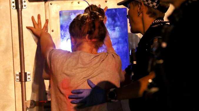 'Stupid': Cops take aim at LNP's curfew policy