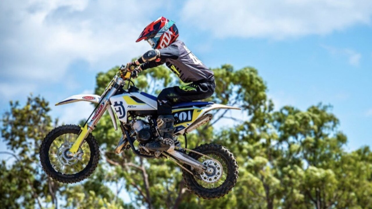 Emerald motocross rider Brooke Ball, 9, was named 2020 Female Queensland State Champion in 65cc and 85cc classes after riding undefeated at the Queensland Female and Vets Championship in Gladstone on October 17 and 18.