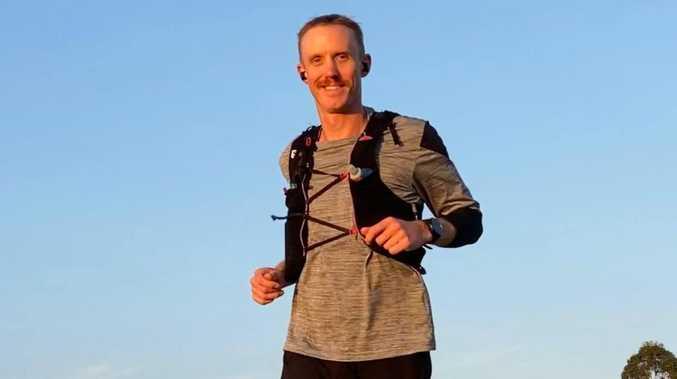 Whitsunday runner breaks record in 46 hour run
