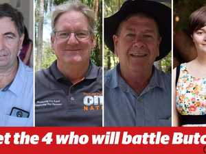 Meet the candidates who will battle Butcher
