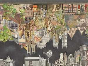 'Spur of the moment' entry lands artist $15K prize