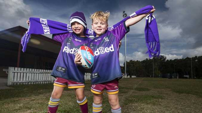 Gladstone's Grand Final day party woes: Showers on the way