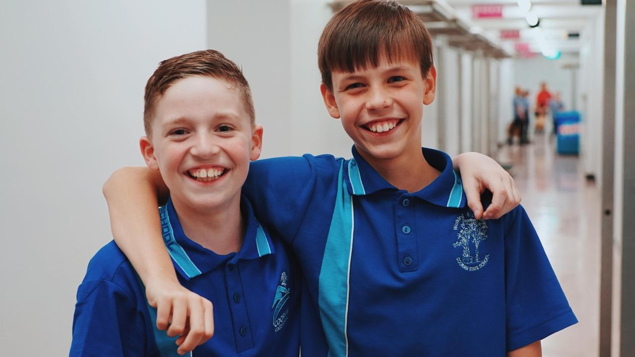 11-year-old Cooran State School mates George Facer and Carter Mason are gaining huge attention with their eco-friendly initiative.