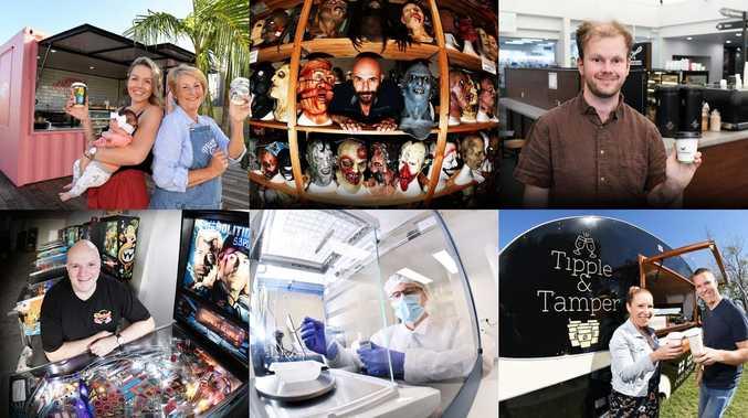 50 Coast businesses defy COVID turmoil to open doors