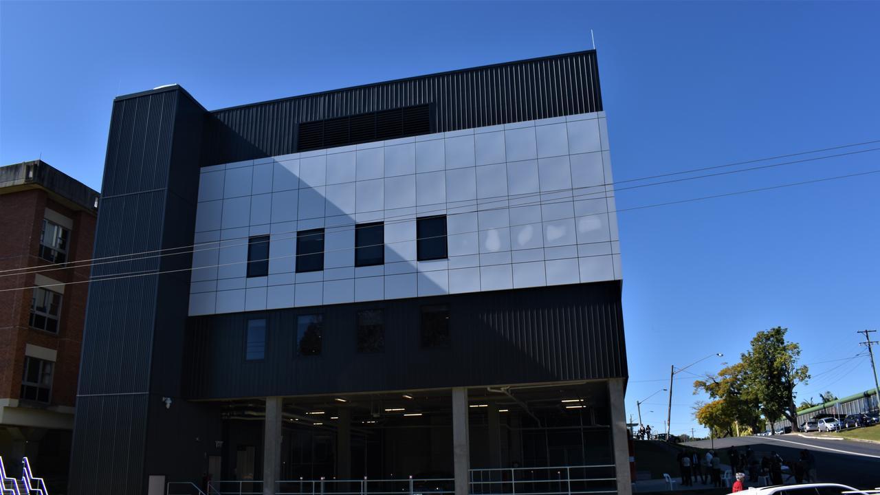 The $17.5 million Grafton Base Hospital Ambulatory Care Centre.