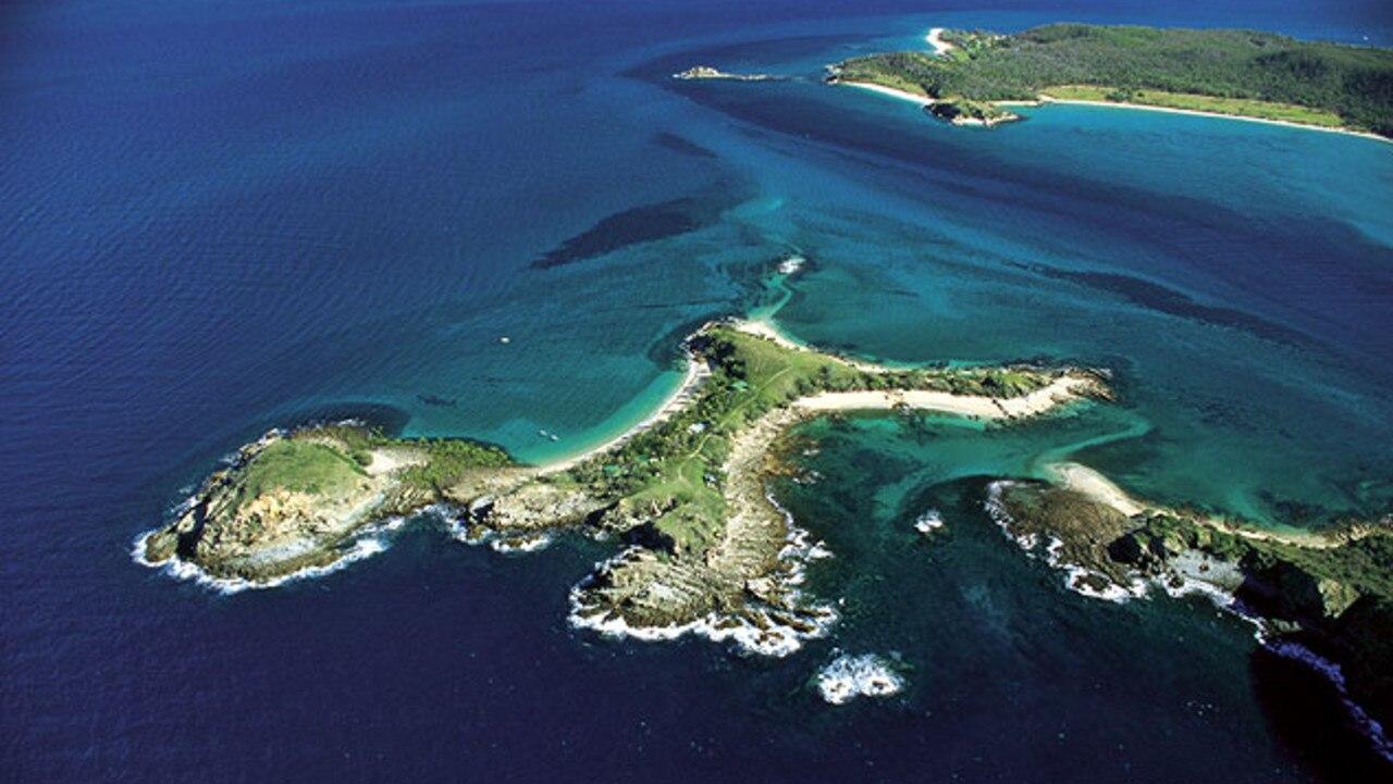 North Keppel Island.