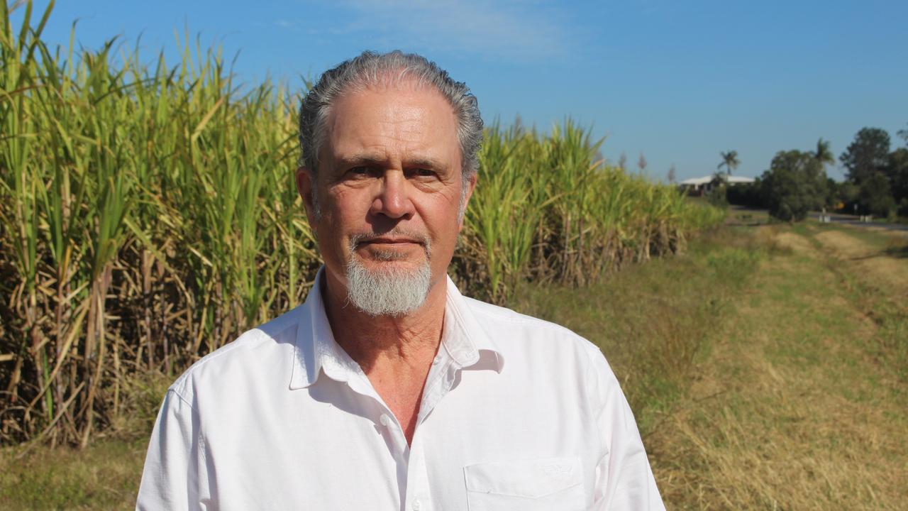 Katter's Australian Party candidate Paul Hudson.
