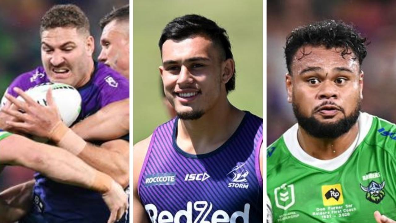 Storm stars Brenko Lee and Tino Fa'asuamaleaui are set to join the squad next week, while Dunamis Lui is set to make his debut.