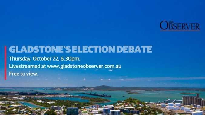 From the Editor's Desk: Gladstone election debate