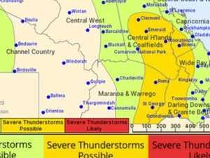 WILD WEATHER: Southwest braces for heavy rainfall, damaging winds, hail