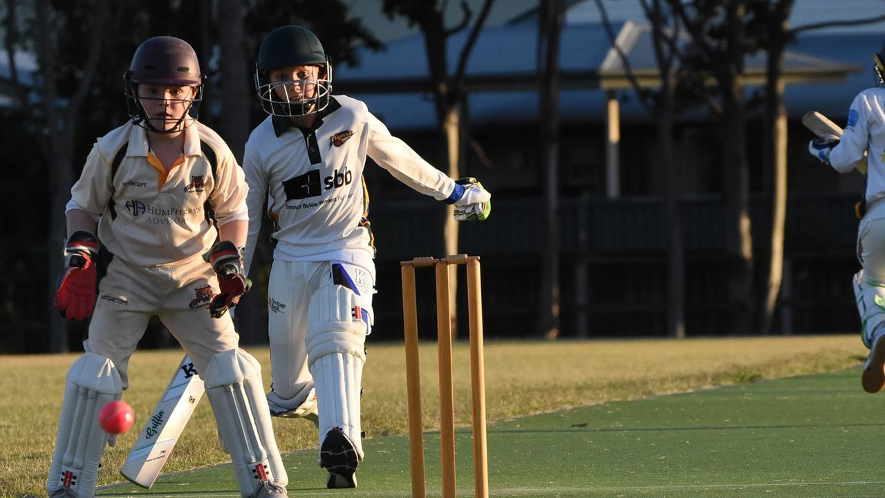 Action from the latest Level 2 Marburg-Mt Crosby Thunder v Northsiders cricket match at Jim Donald Park. Picture: Gary Reid