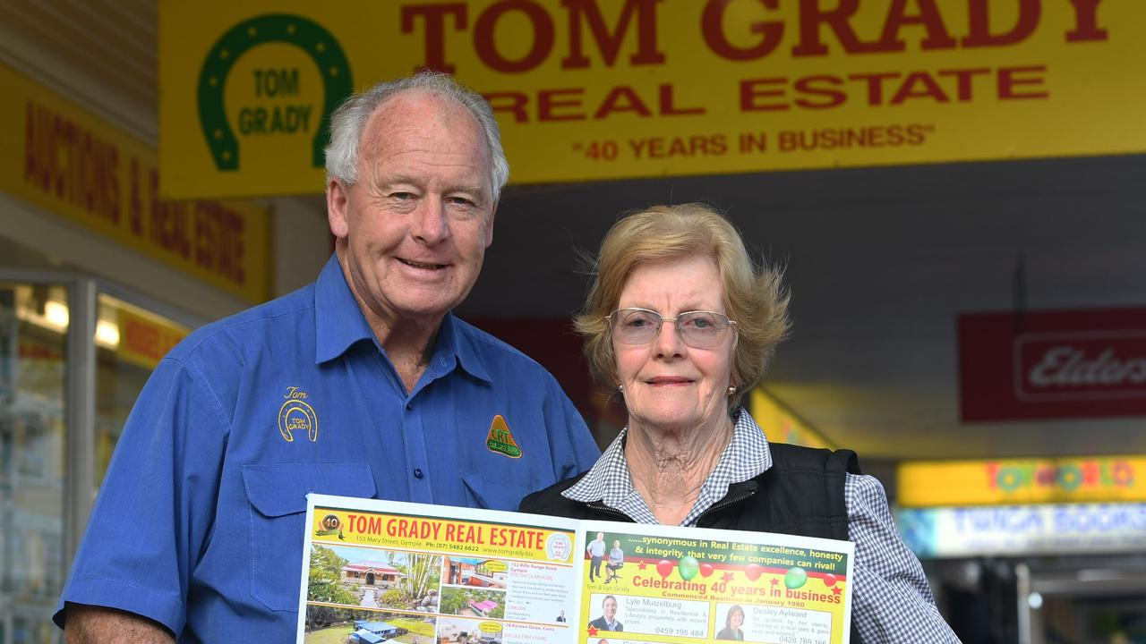 POWER 40: #22 Tom and Lyn Grady