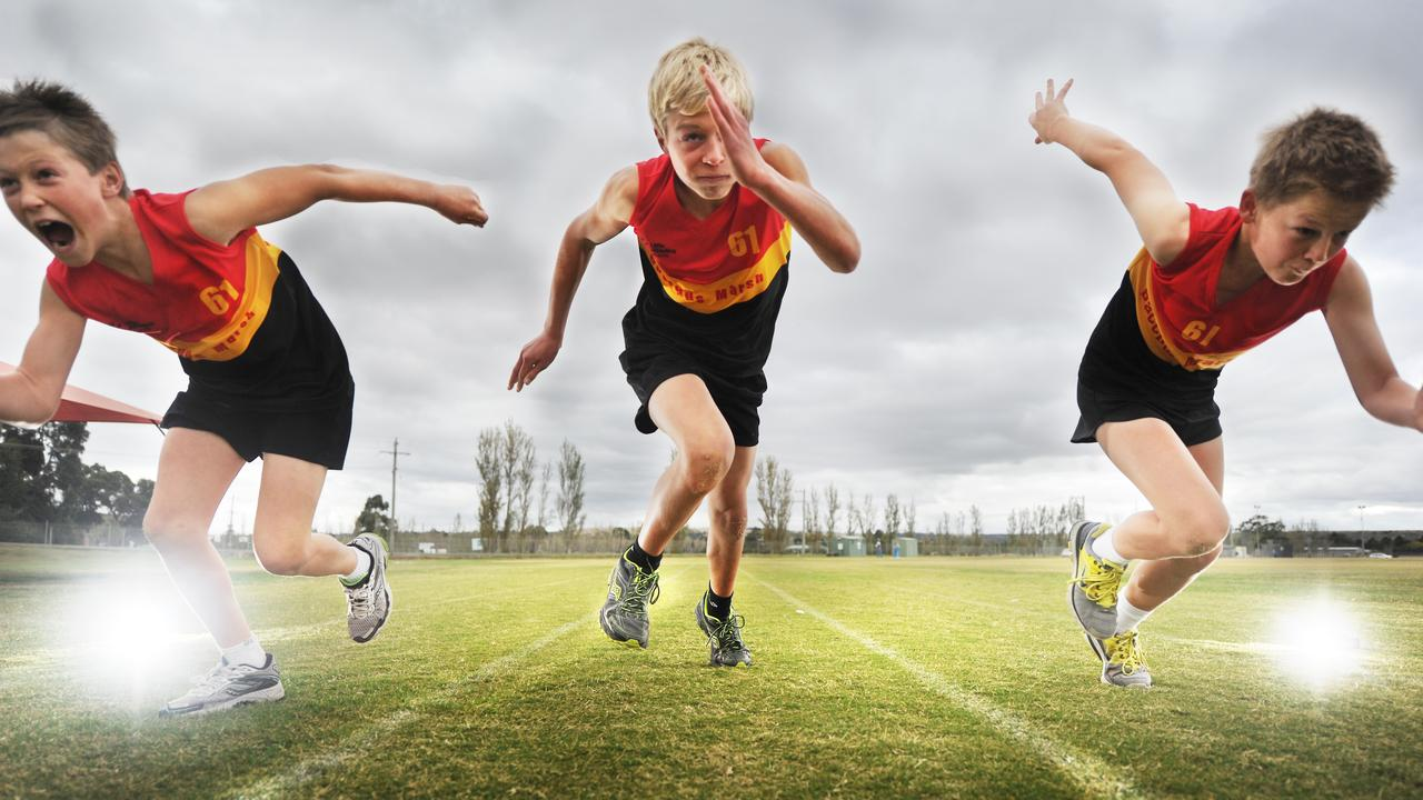 North Mackay Little Athletics Club will soon receive a state of the art electronic timing system thanks to funding from two major community grants. Photo: File