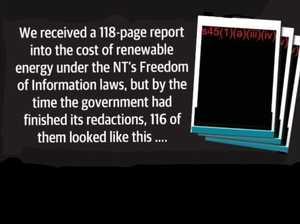 Information blackout: Govt doesn't give an FOI ...