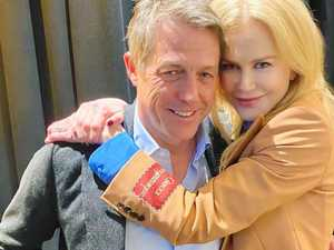 Nicole Kidman: 'Hugh is just so easy to be around'