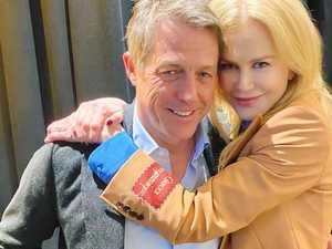 Nicole Kidman: 'Hugh is just so easy to be around'