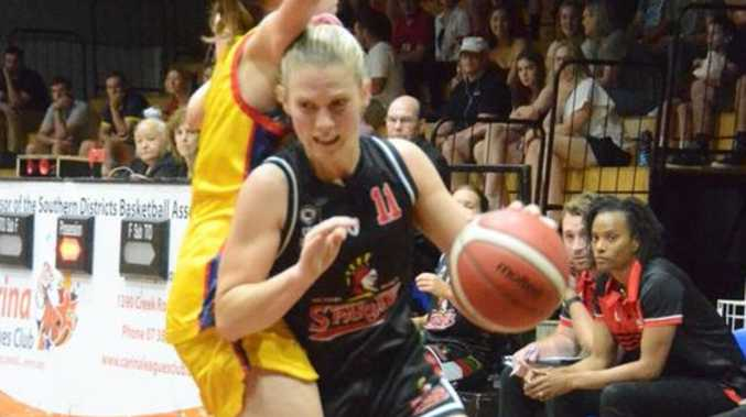 WATCH: QLD Basketball- Ipswich Force v Brisbane Caps