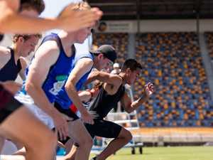 Meet the fastest 14 year old in Australia, Manny Tagaloa