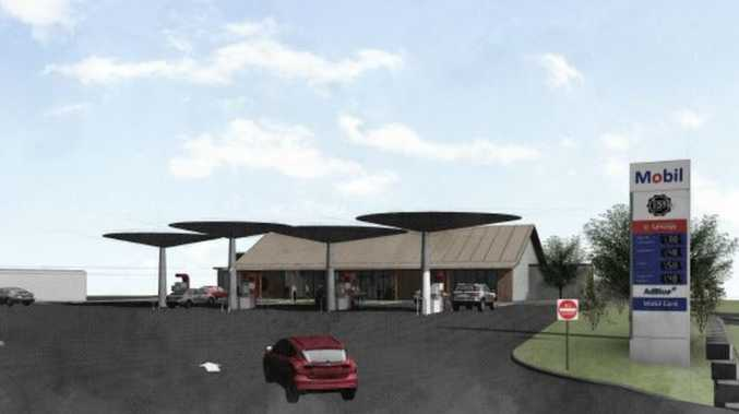 Construction of new $1.65m Mobil service station to begin