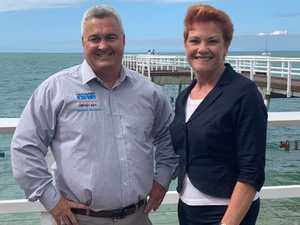 CHEERS AND JEERS: Pauline's election visit to Fraser Coast