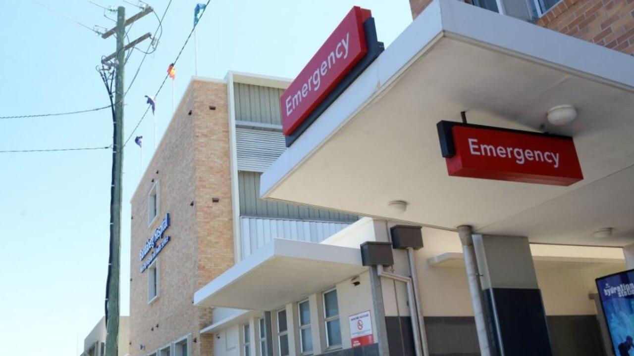 A man was taken to Bundaberg Hospital.