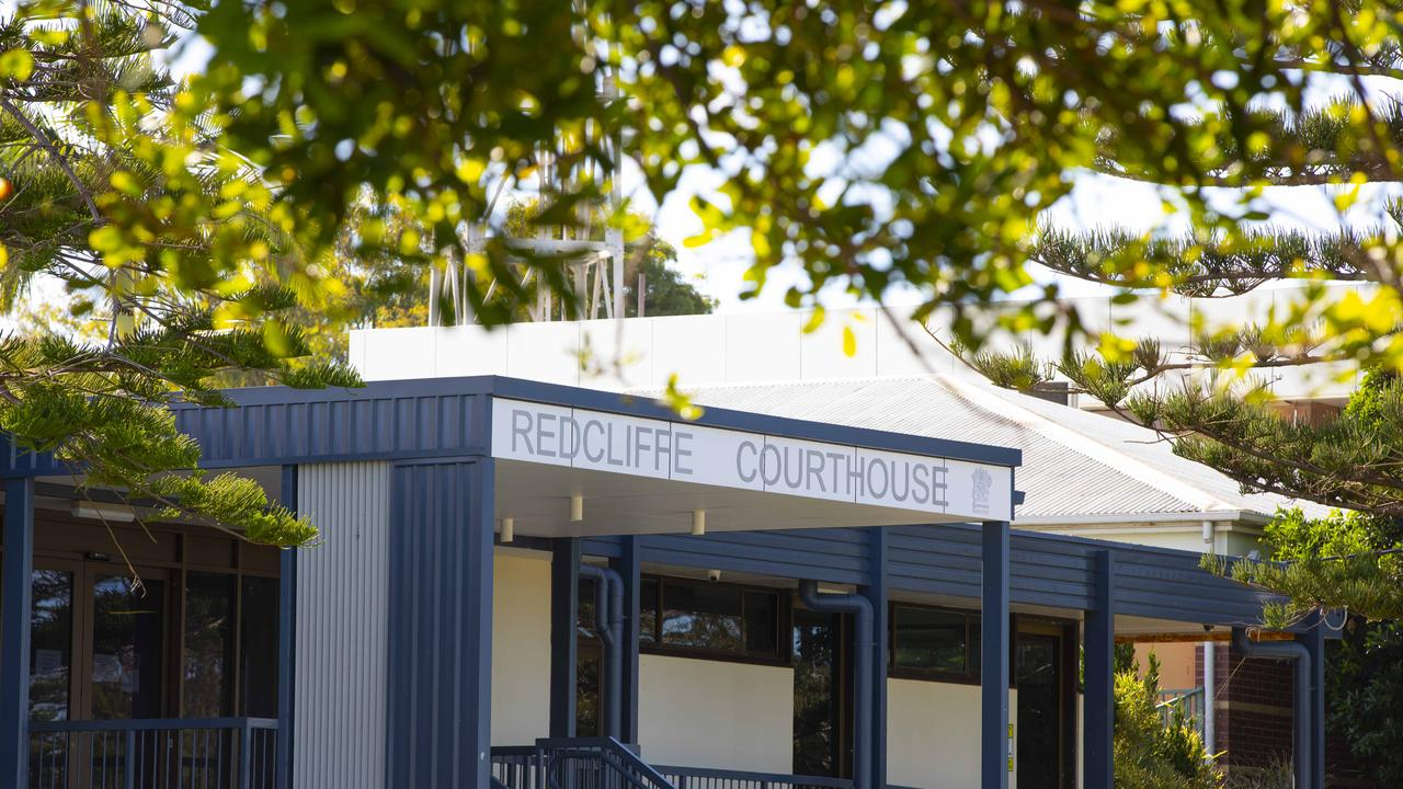 File photographs of the peninsula area. Redcliffe Courthouse. 17.04.2020. Picture: Renae Droop