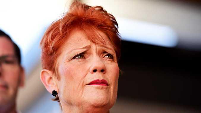 Please explain where Pauline is