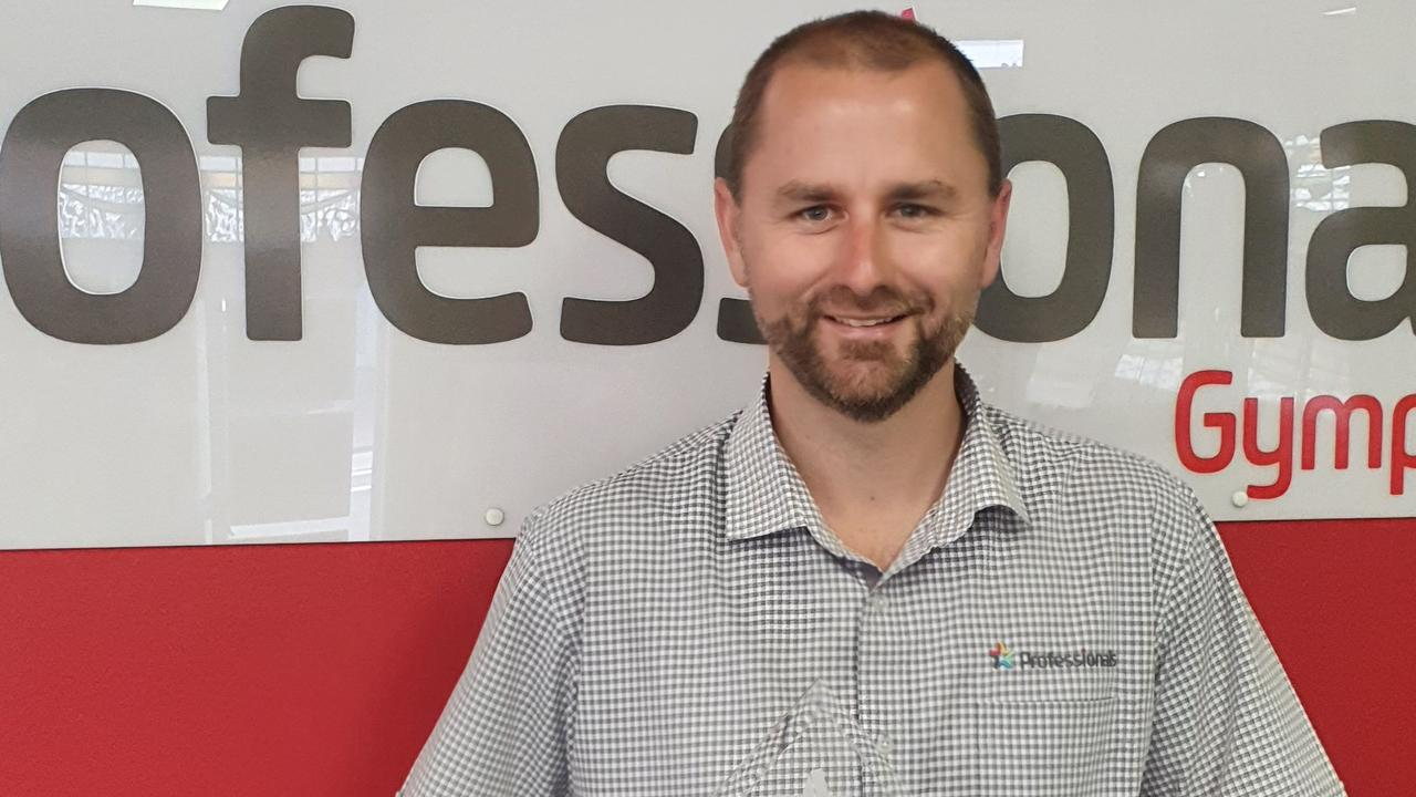 Peter Olsson from Professionals Gympie has been voted the region's favourite real estate agent.