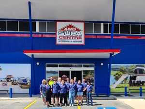 Massive 4WD Supacentre, showroom opens in Mackay