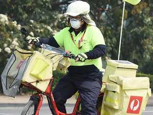 Oz Post boss stood down over scandal