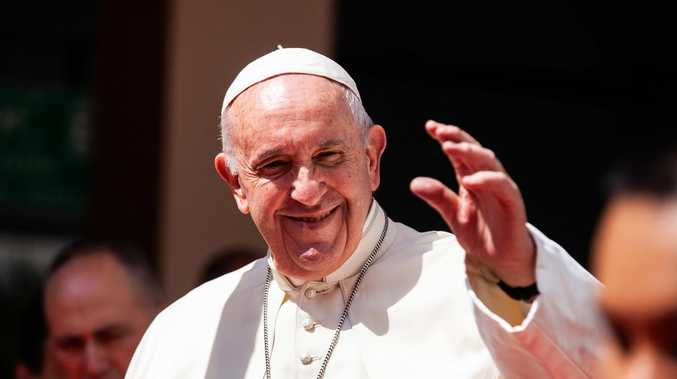Pope endorses same-sex unions in historic first
