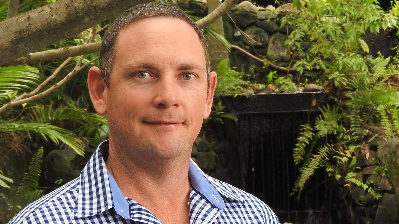 Labor state election candidate for Mirani Shane Hamilton. Picture: supplied