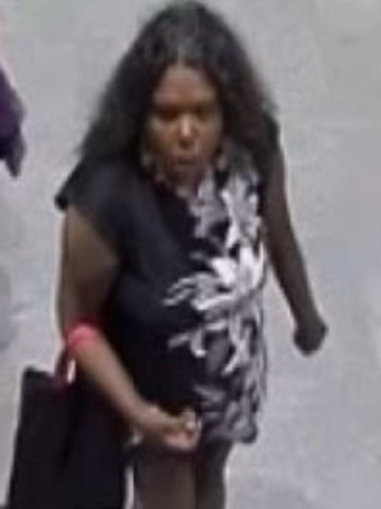 Police are hoping this person could help with investigations into an incident on Maryborough St.