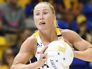 Legend Langman calls time on netball career