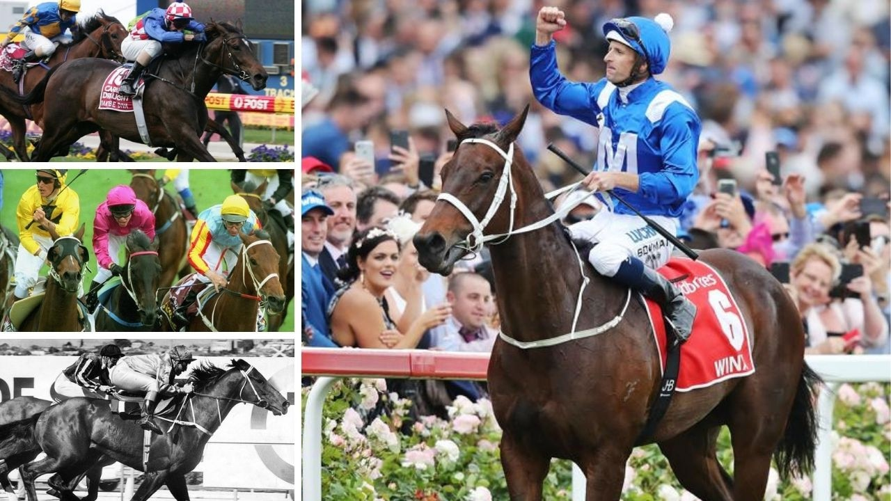 Top 10 magic moments and pictures in Cox Plate history