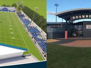 Rockhampton: A tale of two stadiums