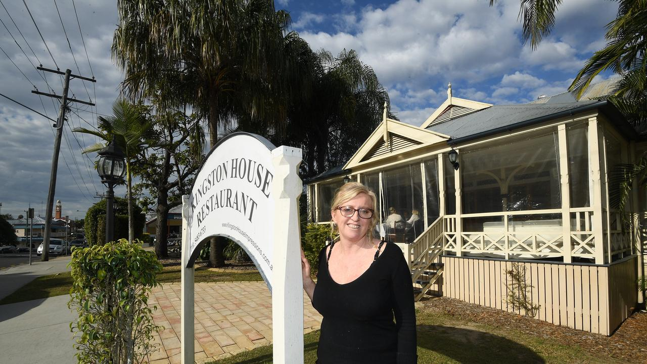 Kim Jones owner of Kingston House in Gympie.