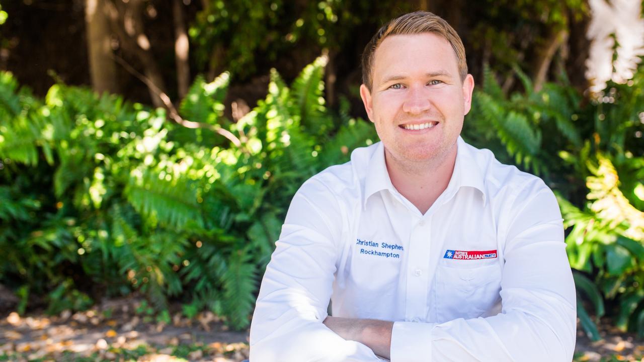 KAP candidate for Rockhampton Christian Shepherd
