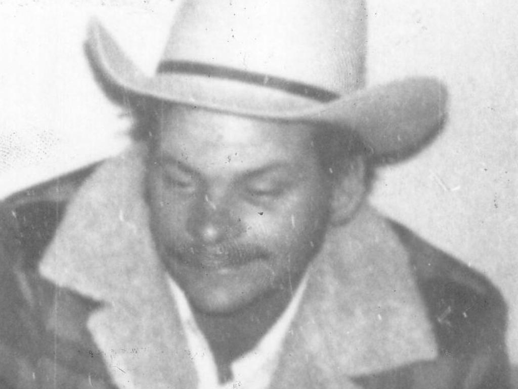 Cowboy wannabe Reginald Arthurell used more than 70 aliases including Tex and Big John.