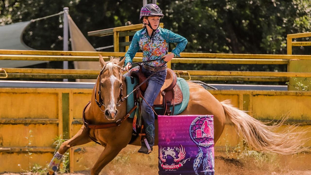 Horse Barrel Racing will return to Rockhampton in coming weeks.