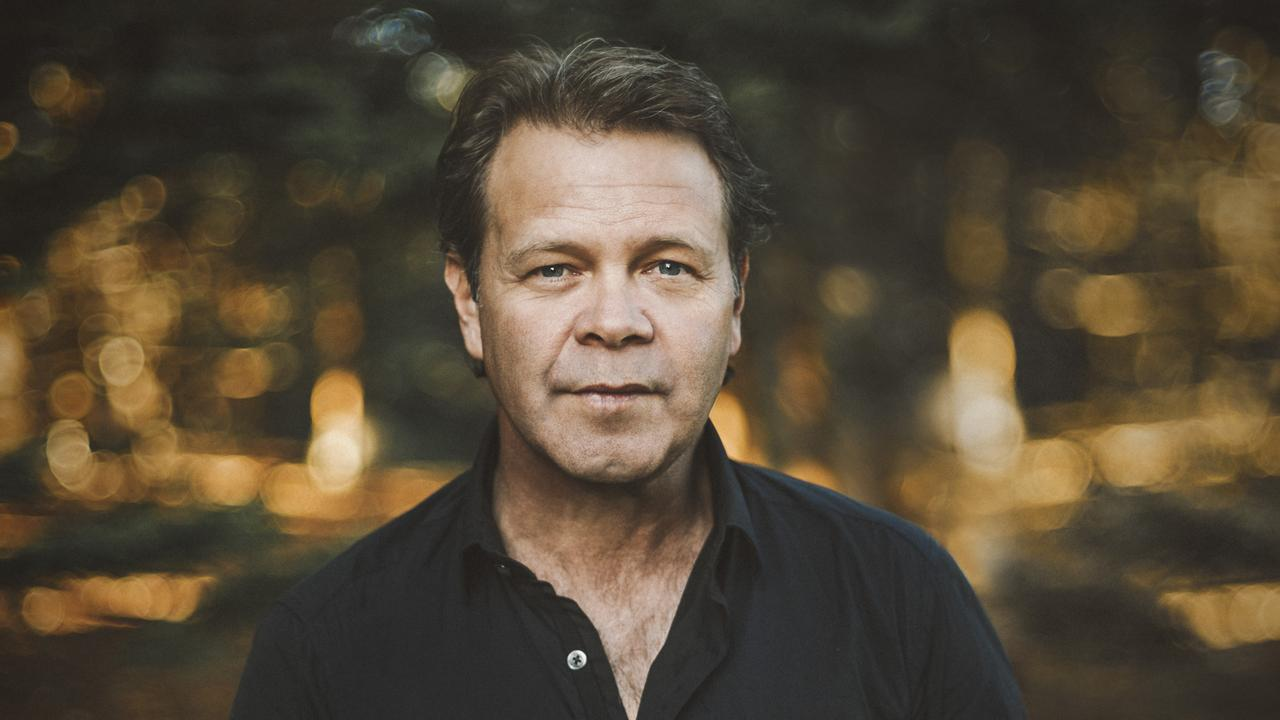 Troy Cassar-Daley is one of the readers of the Uluru Statement of the Heart on the Oils album. Picture: Supplied
