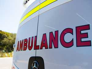 Woman suffers serious injuries after slamming car into tree